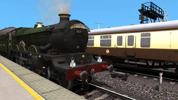 скриншот Train Simulator: GWR Nunney Castle Steam Loco Add-On 2