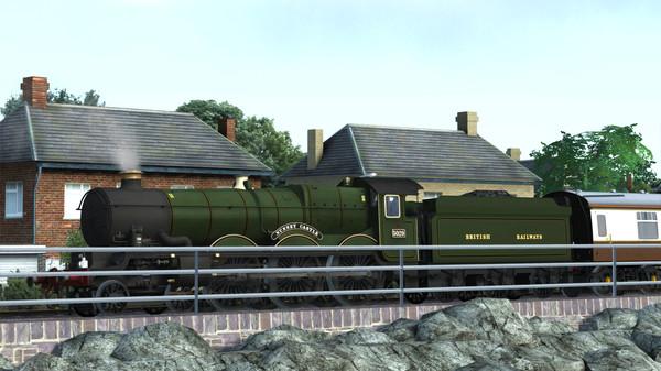 скриншот Train Simulator: GWR Nunney Castle Steam Loco Add-On 3
