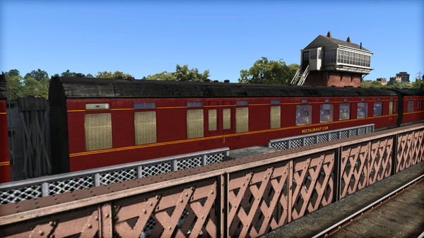 скриншот TS Marketplace: LMS P1&P2 BR Maroon Coach Pack Add-On 0