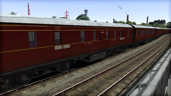 скриншот TS Marketplace: LMS P1&P2 LMS Late Coach Pack Add-On 3