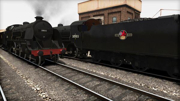 скриншот TS Marketplace: British Railways S15 Livery Pack Add-On 3