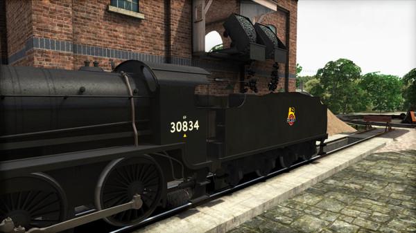 скриншот TS Marketplace: British Railways S15 Livery Pack Add-On 2