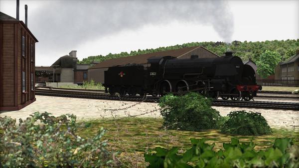 скриншот TS Marketplace: British Railways S15 Livery Pack Add-On 4