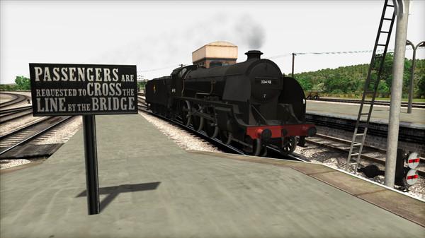 скриншот TS Marketplace: British Railways S15 Livery Pack Add-On 0