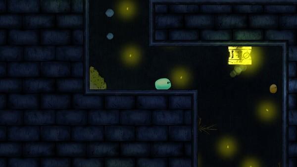 Screenshot of Drop Alive