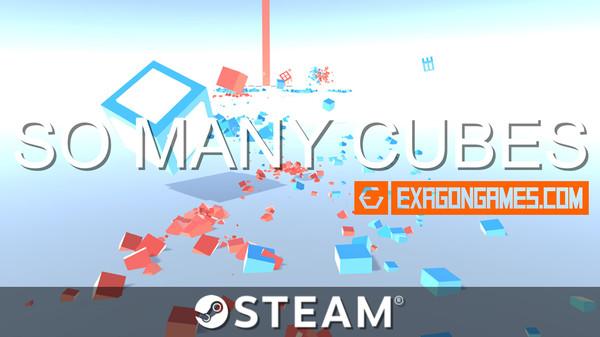Скриншот из So Many Cubes