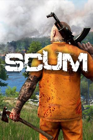 SCUM poster image on Steam Backlog