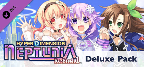 Hyperdimension Neptunia Re;Birth1 Deluxe Pack / DELUXEセット(ディジタル限定版)/ 數位附錄套組(數字限定版)
