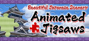 Beautiful Japanese Scenery - Animated Jigsaws cover art