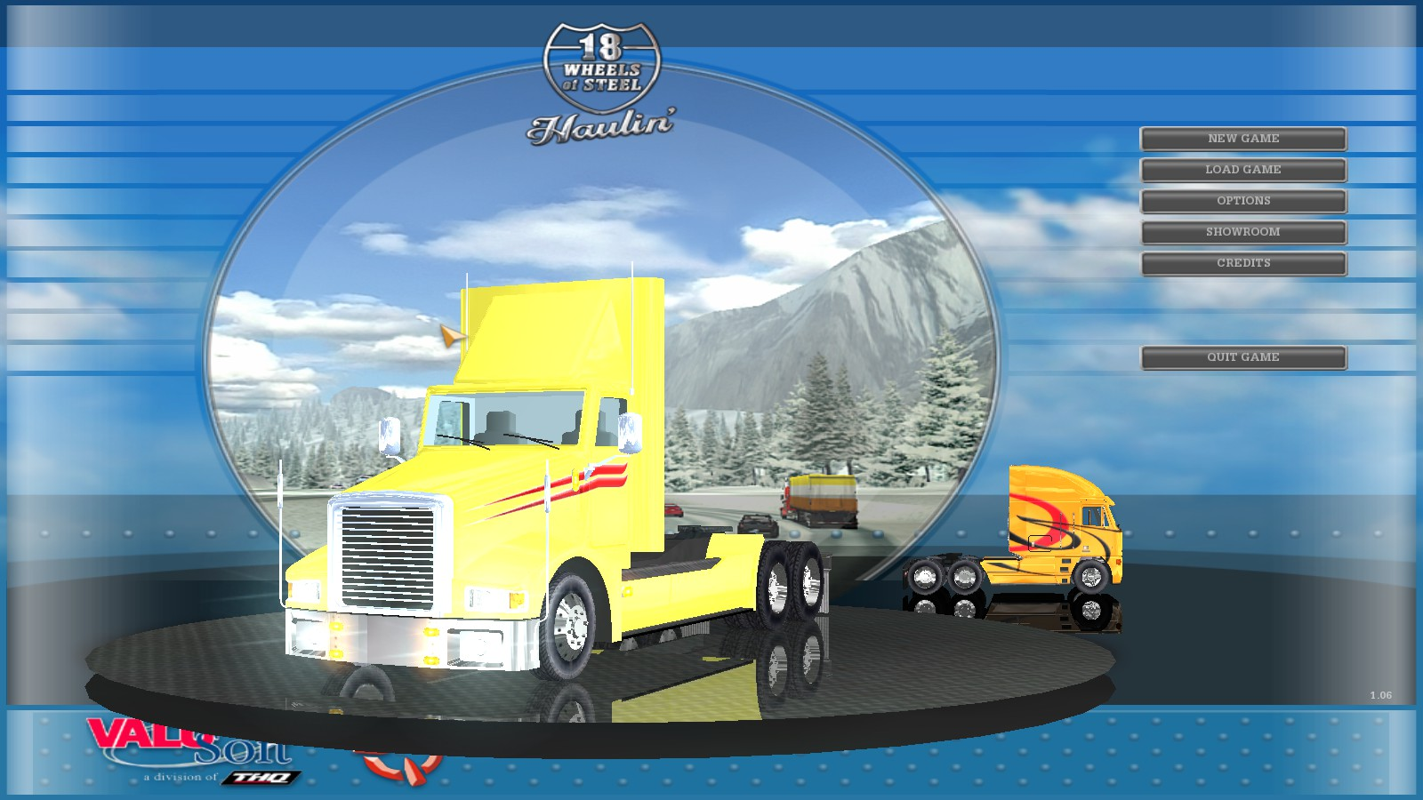 18 wheels of steel haulin android