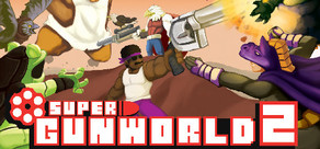Super GunWorld 2 cover art