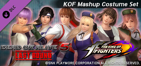 KOF Mashup Costume Set