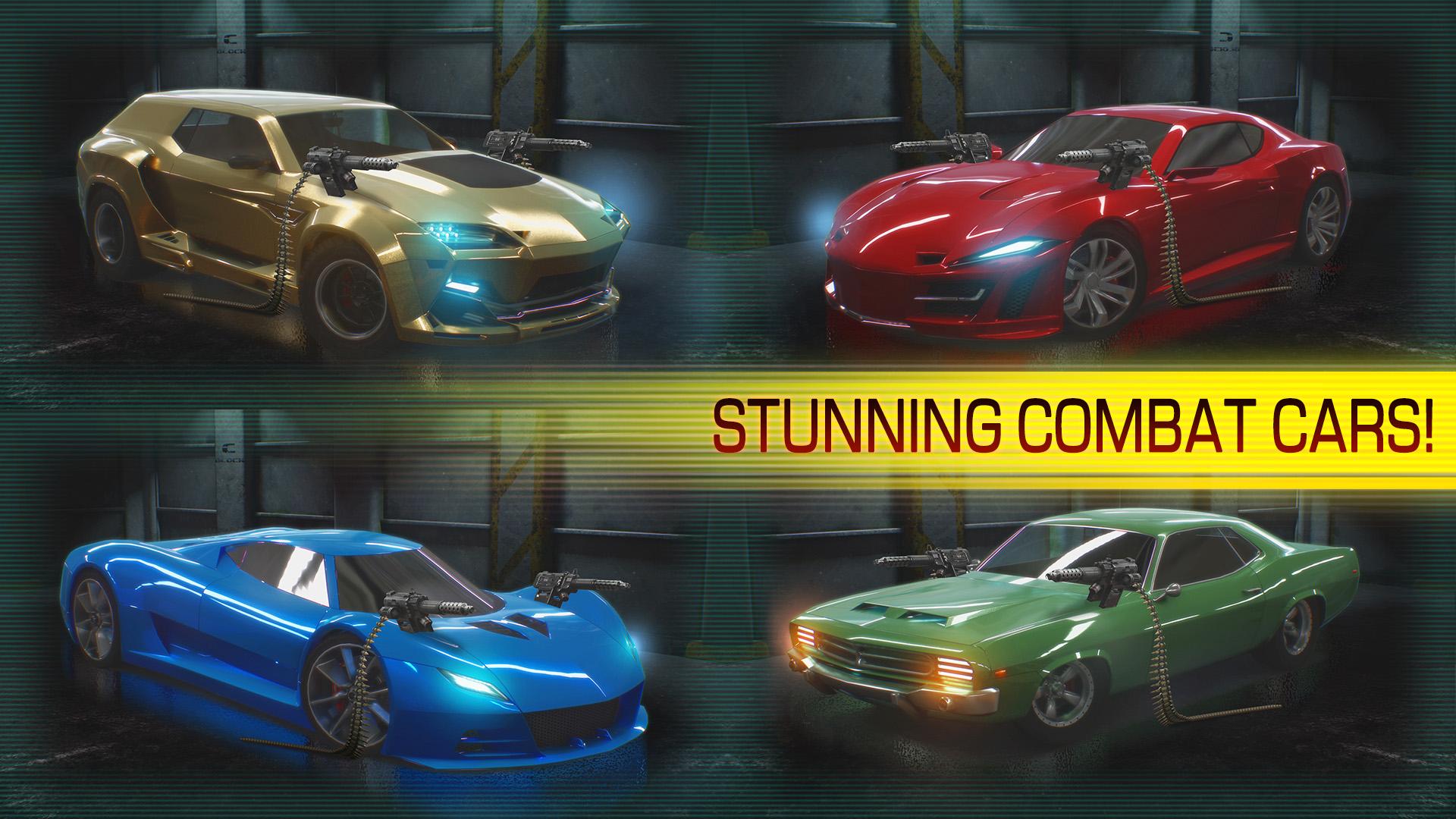 Cyberline Racing Screenshot 1