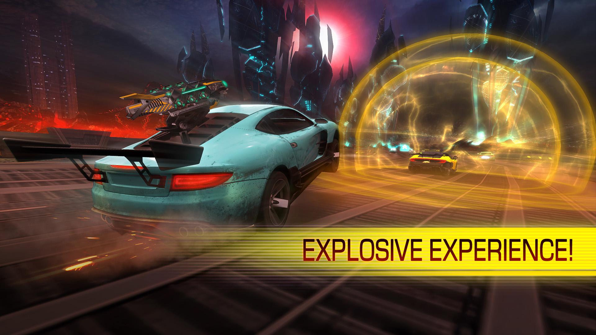 Cyberline Racing Screenshot 3