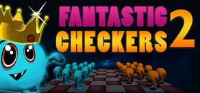 Fantastic Checkers 2 cover art