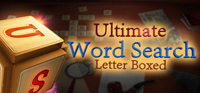 Ultimate Word Search 2: Letter Boxed cover art