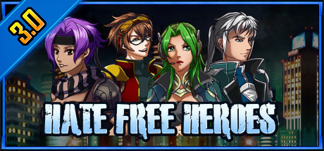 Teaser image for Hate Free Heroes RPG 2.0