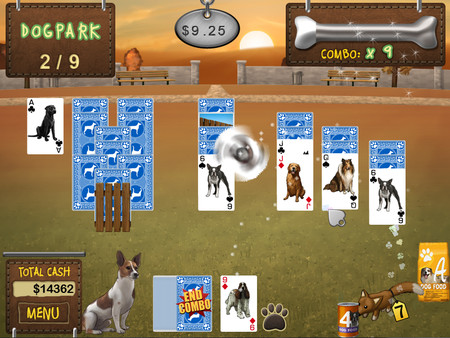 Best in Show Solitaire 1
