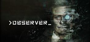 Observer cover art