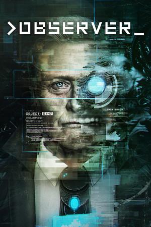 >observer_ poster image on Steam Backlog