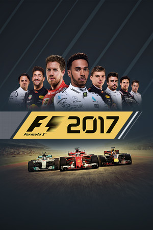F1 2017 poster image on Steam Backlog