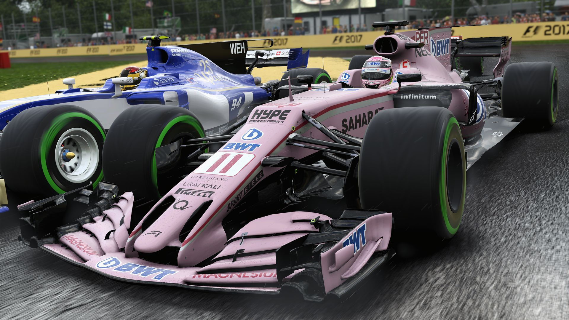 Find the best laptop for F1 2017