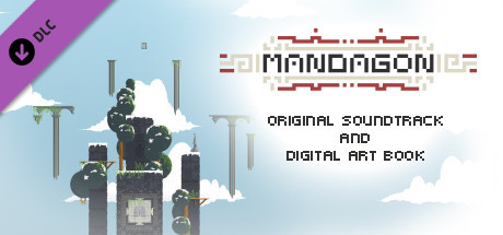 MANDAGON - Digital Art Book, OST plus Extras