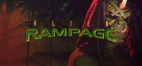 Alien Rampage cover art