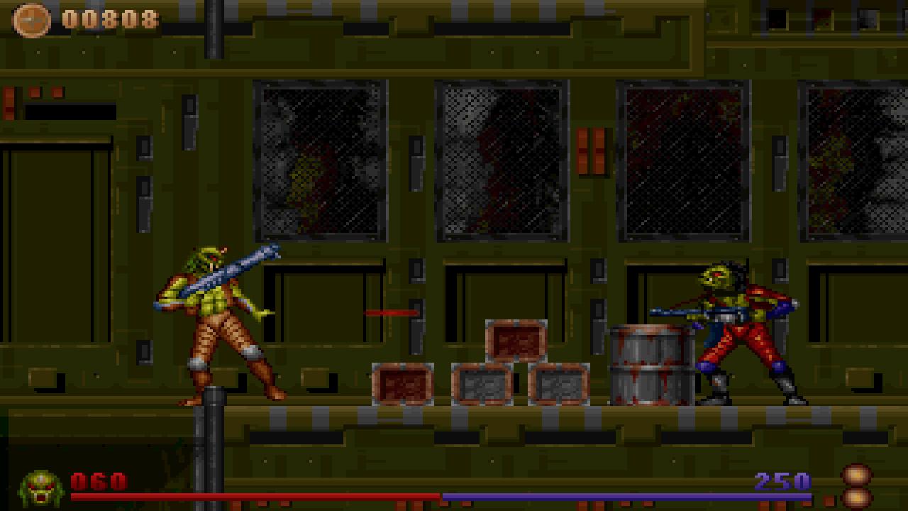 Alien Rampage screenshot 3
