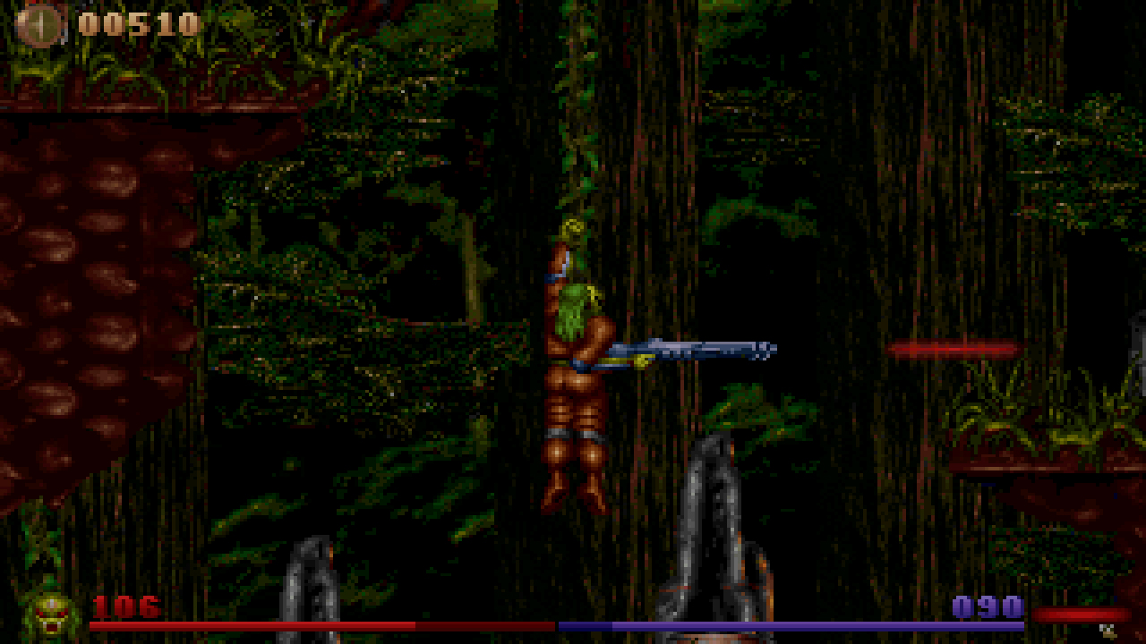 Alien Rampage screenshot 2