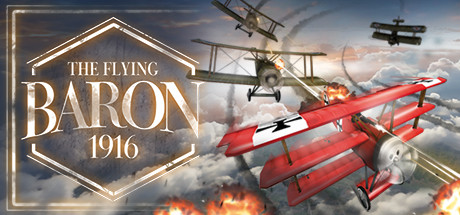 Flying Baron 1916
