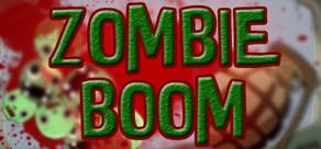 Zombie Boom cover art