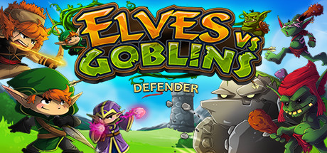 Lead elfish warriors into battle against hordes of goblins, golems and  ghosts.