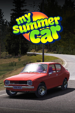 My Summer Car poster image on Steam Backlog