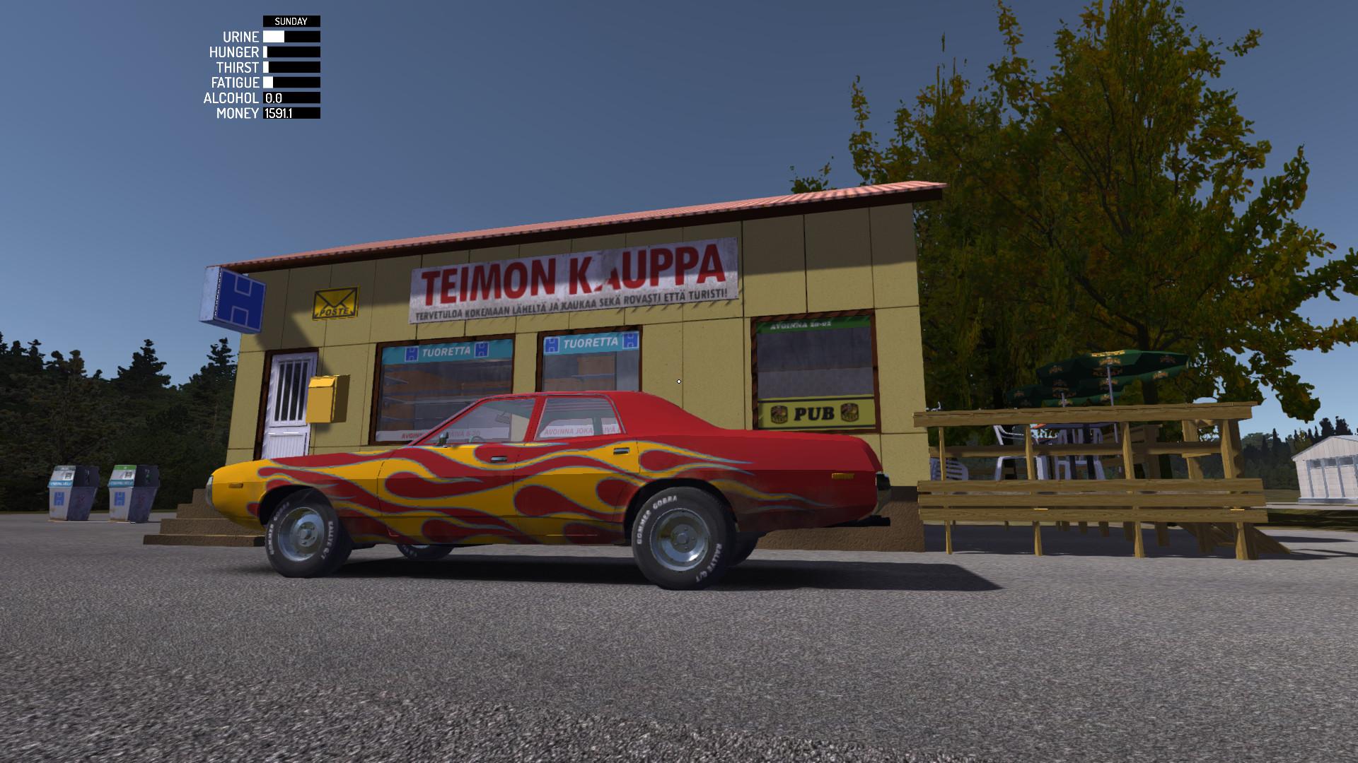 My Summer Car On Steam