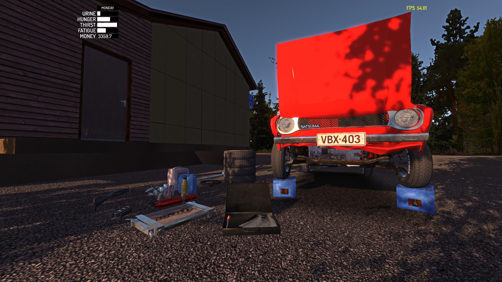 My Summer Car Torrent Download V19012020 Skidrow Games Pc