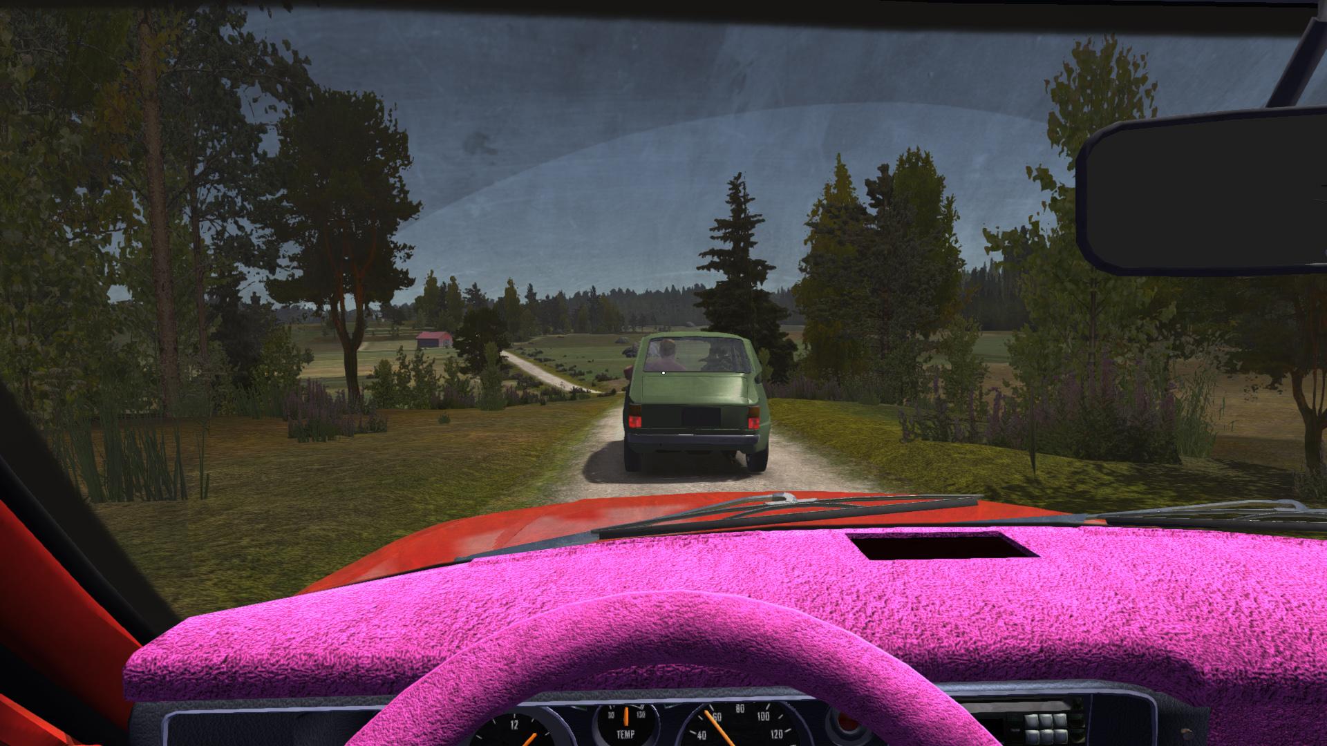 Create a car game player