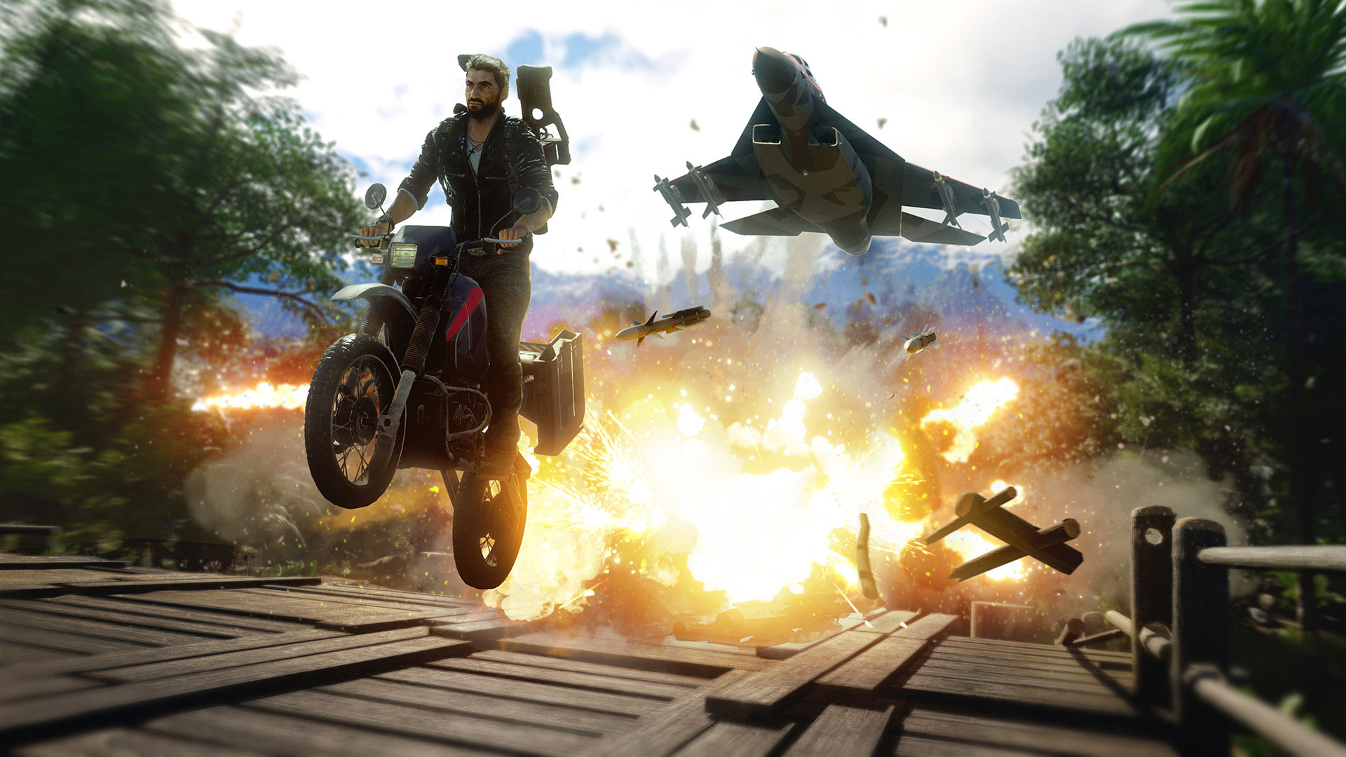 Just Cause 4 Gold Edition (Square Enix) (RUS|ENG|MULTi) SteamRip vano_next