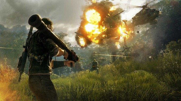 Just Cause 4 Reloaded
