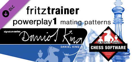 Fritz 14: Chessbase Power Play Tutorial v1 by Daniel King - Mating Patterns