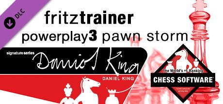 Fritz for Fun 13: Chessbase Power Play Tutorial v3 by Daniel King - Pawn Storm