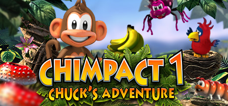 Chimpact 1 - Chuck's Adventure cover art