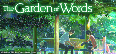 Attractive Garden Of Words On Steam
