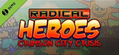 Radical Heroes: Crimson City Crisis Demo