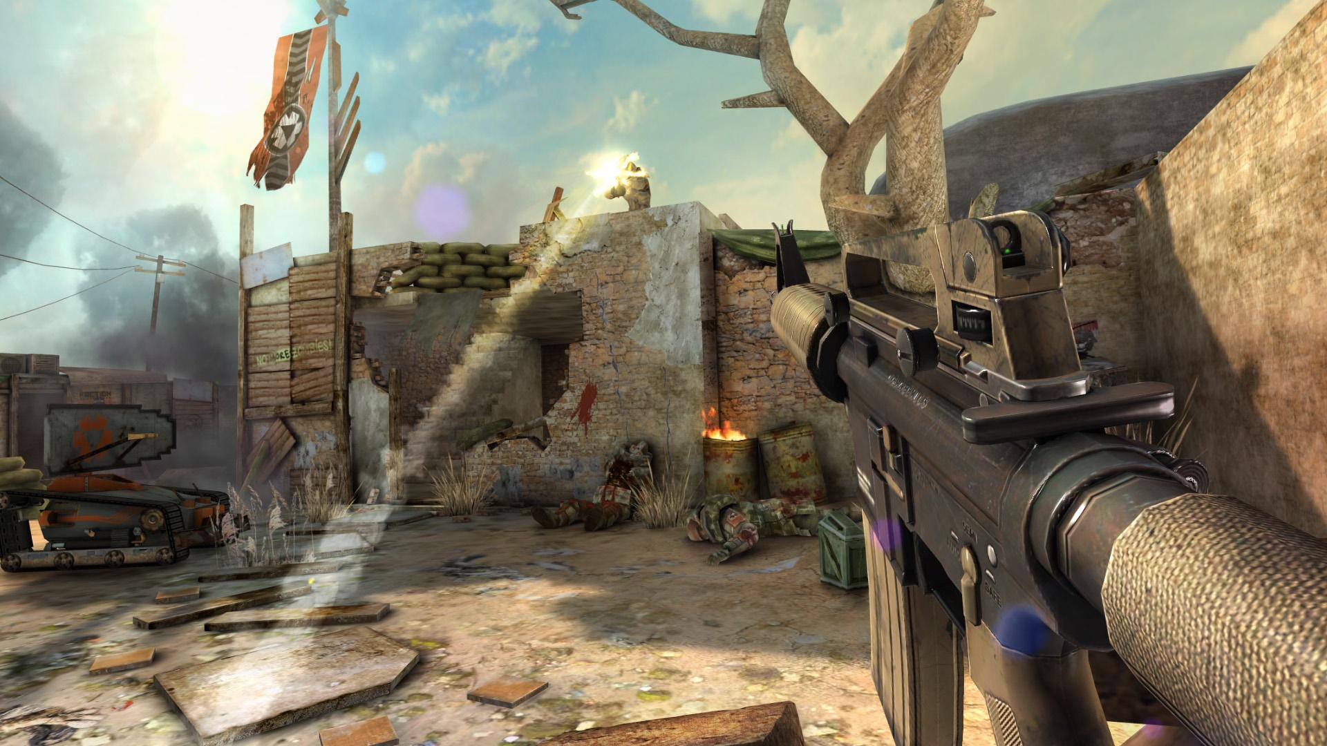 Overkill VR: Action Shooter FPS