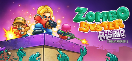 Zombo Buster Rising Steam Game
