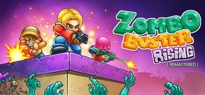 Zombo Buster Rising cover art