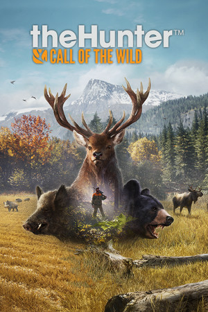 theHunter: Call of the Wild poster image on Steam Backlog