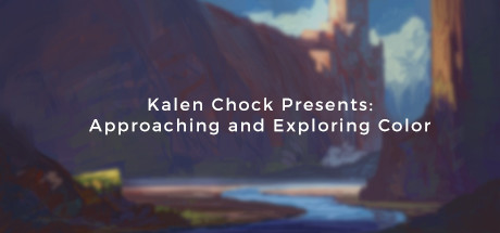 Kalen Chock Presents: Approaching and Exploring Color