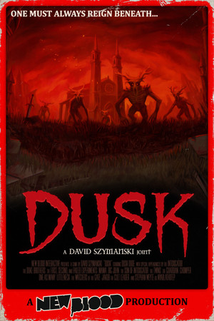 DUSK poster image on Steam Backlog
